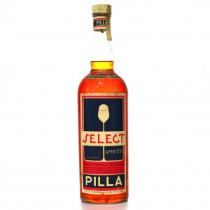 Pilla Select Aperitivo 1 Litre 1960s