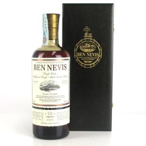 Ben Nevis 2002 Single Cask 10 Year Old