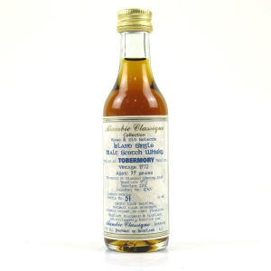 Tobermory 1972 Alambic Classique 39 Year Old / 5cl