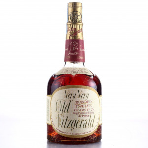 Very Very Old Fitzgerald 1959 Bottled in Bond 12 Year Old 86 Proof / Stitzel-Weller