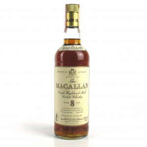 Macallan 8 Year Old 1980s / Fili Rinaldi