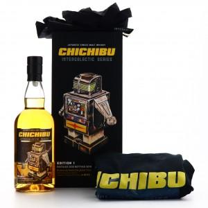 Chichibu 2012 Single Ex-Peated Bourbon Cask #2112 / Intergalactic Edition 1 - with Tote Bag & T-Shirt