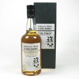 Chichibu 2008 Ichiro's Malt The First Front