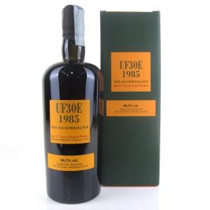 Demerara 1985 UF30E 27 Year Old Rum