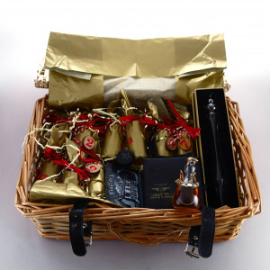 Fiddler's Old and Rare Whisky Advent Calendar with VIP Stay
