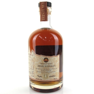 Irish Whisky Museum 13 Year Old Single Malt
