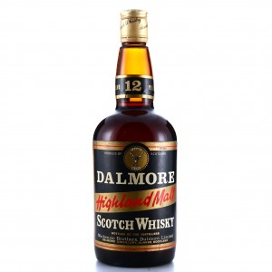 Dalmore 12 Year Old 1970s / Mackenzie Brothers