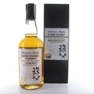 Chichibu 2009 Ichiro's Malt 'The Floor Malted'