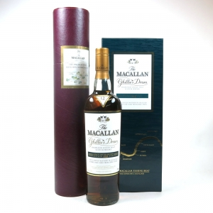 Macallan 12 Year Old Ghillies Dram Front 2