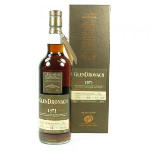 Glendronach 1971 43 Year Old Single Cask #2920