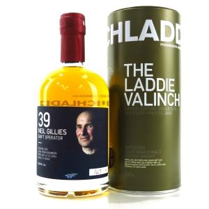 Bruichladdich 2004 Neil Gillies Valinch 14 Year Old / Fresh Bourbon