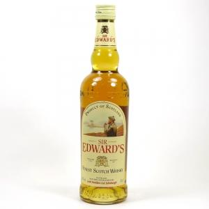 Sir Edward's Finest Scotch Whisky Front