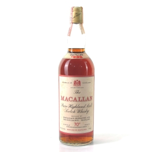 Macallan 1936 Gordon and MacPhail 1970s
