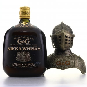 Nikka G&G Taketsuru Blend / with Knight Ornament