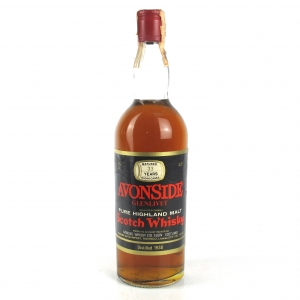 Avonside 1938 Gordon and MacPhail 33 Year Old / Pinerolo​