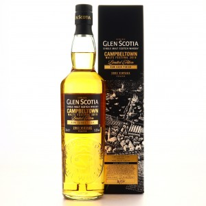 Glen Scotia 2003 Rum Cask Finish / Campbeltown Malts Festival 2019