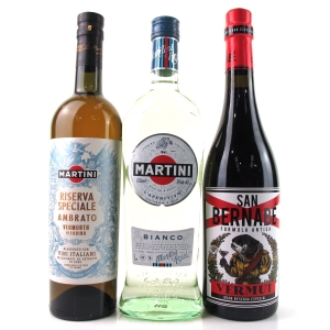 Vermouth Selection 3 x 75cl