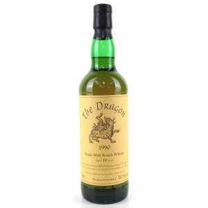 Highland Park 1990 The Dragon 19 Year Old #900002