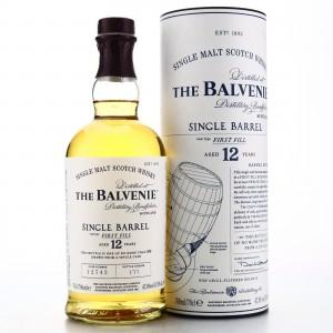 Balvenie 12 Year Old Single Barrel #12742 / First Fill