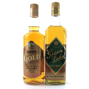 Indian Whisky 2 x 75cl