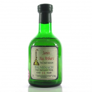 Balmenach 11 Year Old James MacArthur 35cl