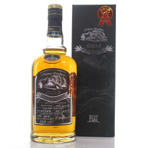 Nantou Omar 2014 Peated Single Cask