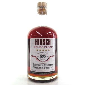 Hirsch Selection 25 Year Old Kentucky Straight Bourbon