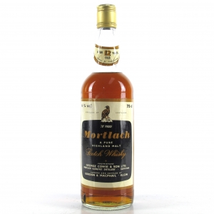 Mortlach 12 Year Old Gordon and MacPhail 1980s