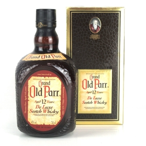 Grand Old Parr 12 Year Old 75cl / US Import