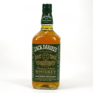 Jack Daniel's Green Label Front