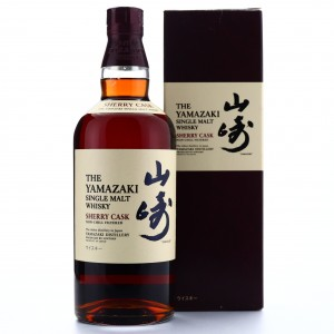 Yamazaki Sherry Cask 2009 / First Release