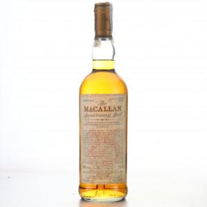 Macallan 1965 Anniversary Malt 25 Year Old / Primeras Marcas Import