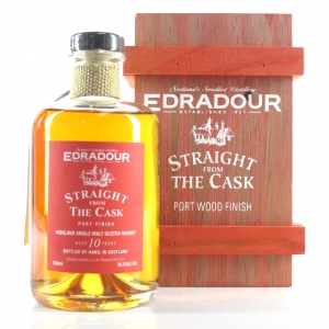 Edradour 1994 Straight from the Cask 10 Year Old 50cl / Port Cask Finish