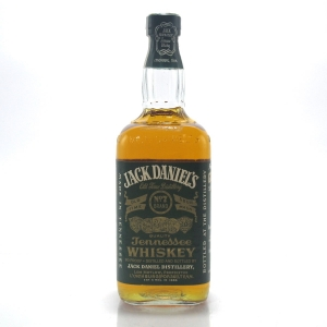 Jack Daniel's Old No.7 Green Label 1980s