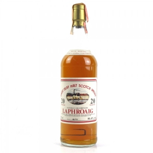Laphroaig 1965 Intertrade 20 Year Old 1980s
