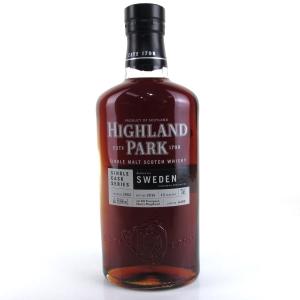 Highland Park 2002 Single Cask 13 Year Old #6403 / Sweden