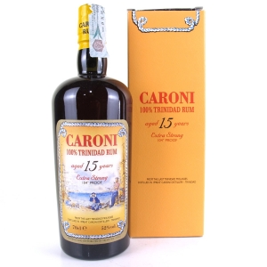Caroni 1998 104 Proof 15 Year Old Rum