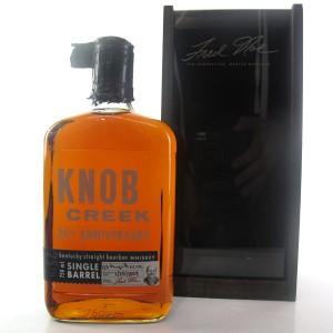 Knob Creek 2004 Single Barrel / 25th Anniversary