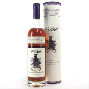 Willett Family Estate 10 Year Old Single Barrel Bourbon #4180