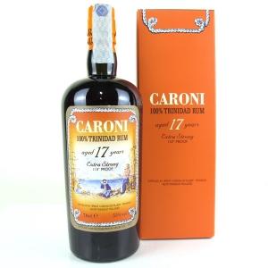 Caroni 1998 110 Proof 17 Year Old Rum