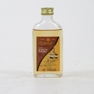 Clynelish 12 Year Old Miniature 1970s 5cl