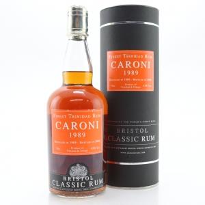 Caroni 1989 Bristol Classic Rum