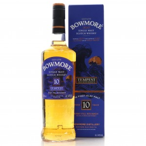 Bowmore Tempest 10 Year Old Batch #6