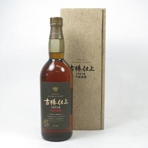 """Suntory 1991 """"Furudaru Shiage"""" Pure Malt"""