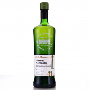 Caol Ila 2007 SMWS 11 Year Old 53.311