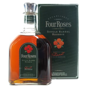 Four Roses Single Barrel Reserve / Singapore Duty Free
