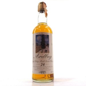 Ardbeg 1969 Sestante for Il Carato 24 Year Old / Van Gogh Collection