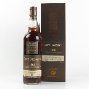 Glendronach 1968 PX Sherry 47 Year Old Single Cask #5837