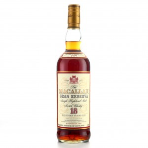 Macallan 1979 Gran Reserva 18 Year Old 75cl / US Import
