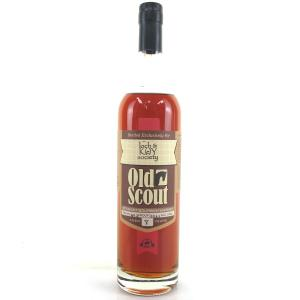Old Scout 8 Year Old Bourbon / Loch & Key Society